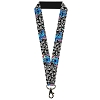 Disney Designer Lanyard - Lilo & Stitch - Stitch Poses with Scrump