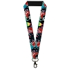 Disney Designer Lanyard - The Little Mermaid - Ariel Underwater Poses