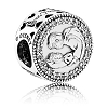 Disney PANDORA Charm - Snow White & the 7 Dwarfs 80th Anniversary