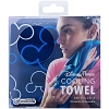 Disney Cooling Towel - Blue Mickey Icon Towel by Coolcore