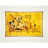 Disney Deluxe Artist Print - A Pirates Life by Doug Bolly