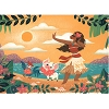 Disney Postcard - Afternoon Dance by Griselda Sastrawinata