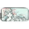 Disney Wallet - Ariel Watercolor by Loungefly for Disney Boutique