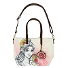 Disney Tote Bag - Belle Watercolor by Loungefly for Disney Boutique