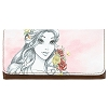 Disney Wallet - Belle Watercolor by Loungefly for Disney Boutique