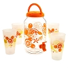 Disney Plastic Pitcher Set - Mickey Mouse Citrus Pitcher and Tumblers