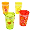 Disney Plastic Tumbler Set - Mickey Mouse Citrus Tumbler Set
