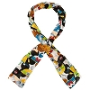 Disney Fashion Scarf - Mickey Ear Hats with Character