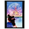 Disney Postcard - Our Happy Place by Nidhi Chanani