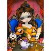 Disney Postcard - Belle's Enchantment by Jasmine Becket-Griffith