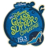 Disney Marathon Pin - 2017 Princess Glass Slipper Challenge Logo