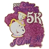 Disney Marathon Pin - Princess Half Marathon Weekend - 5k I Did It!