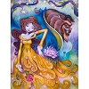Disney Postcard - Gentle Companion by Jeremiah Ketner