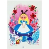 Disney Postcard - Alice in Wonderland by Joey Chou