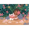 Disney Postcard - Best Friends by Griselda Sastrawinata