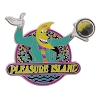 Disney Piece of WDW History Pin - #2 Pleasure Island