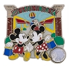 Disney Piece of WDW History Pin - #4 Downtown Disney Sign