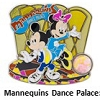 Disney Piece of WDW History Pin - #6 Mannequins Pleasure Island