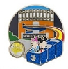 Disney Piece of WDW History Pin - #8 World in Motion