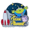 Disney Piece of WDW History Pin - #9 Pizza Planet
