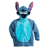 Disney Child Hoodie - Stitch Character Zip Hoodie for Kids