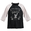 Disney Adult Shirt - Sorcerer Mickey Mouse Raglan Tee