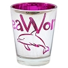 Seaworld - Shot Glass - Metallic - Pink - Dolphin
