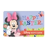 Disney Collectible Gift Card - Easter Wishes - Minnie Mouse