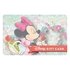 Disney Collectible Gift Card - A Spring Bouquet - Minnie Mouse