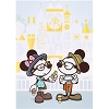 Disney Postcard - Small World Selfies by Jerrod Maruyama