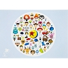 Disney Postcard - World of Pixar by Jerrod Maruyama