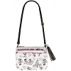 Disney Crossbody Bag - Mickey & Minnie at the Magic Kingdom Park