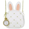 Disney Handbag - Alice in Wonderland - White Rabbit by Loungefly