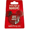 Disney RunDisney Pin - Every Mile Is Magic - 2016