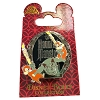 Disney Haunted Mansion Pin - Chip and Dale Candelabra