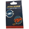 Disney Star Wars Day at Sea Pin Set of 2 - 2016 Rebel Alliance Ships