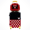 Disney Rolling Luggage - Stacked 2 Piece Luggage Set Minnie Mouse 26