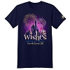 Disney Adult Shirt - Farewell to Wishes 2017 - Passholder