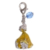 Disney Dangle Charm - PRINCESS BELLE 3D - 2nd Ed.
