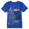 Disney Child Shirt - BB-8 Heathered Tee - Blue