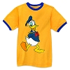 Disney Child Shirt - Donald Duck Ringer Tee