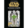 Disney Adult Coloring Book - Art of Coloring Star Wars