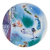 Disney Glass Tableware - Peter Pan Never Land Dessert Plate