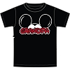 Disney Adult Shirt - Mickey Ears Black - Grandpa