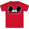 Disney Adult Shirt - Mickey Ears Red - Grandpa