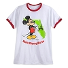 Disney Adult Shirt - Mickey Mouse YesterEars Tee