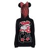 Disney Adult Ladies Hoodie - Minnie Mouse Costume