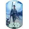 Disney Engraved ID Tag - Star Wars - Rey and BB-8
