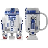 Disney Coffee Cup Mug - Star Wars Sculpted R2-D2