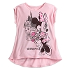 Disney Child Shirt - Minnie Mouse Sleeveless Tee for Girls - Pink